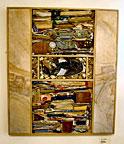 textile art by Gwen Hedley