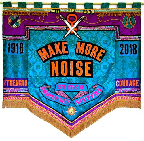 textile banner