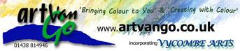 Art Van Go logo