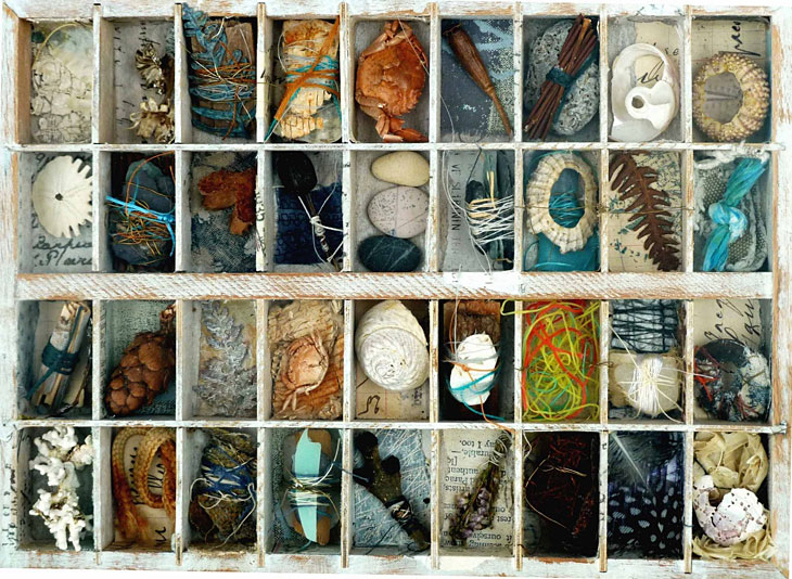 Shelley Rhodes Textile Study Group